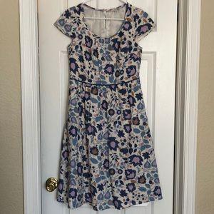 Boden Women's Floral Dress
